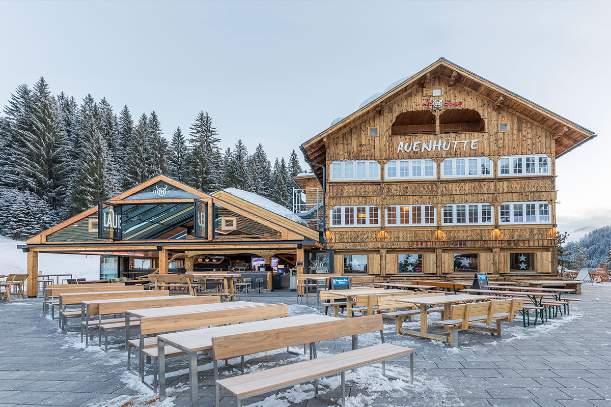 Winterurlaub im Kleinwalsertal - Skigebiet Ifen