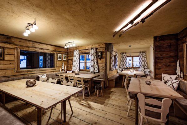 Berghütte Restaurant Kleinwalsertal-Ifen
