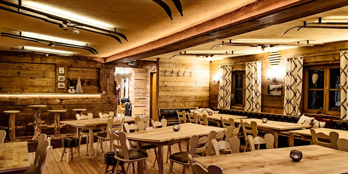 Berghotel Restaurant Kleinwalsertal-Ifen