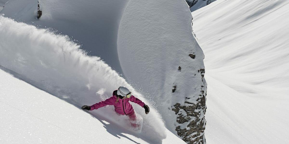 snowboard Freeride Ifen