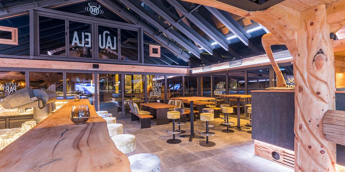 Apres Ski Bar Hirschegg
