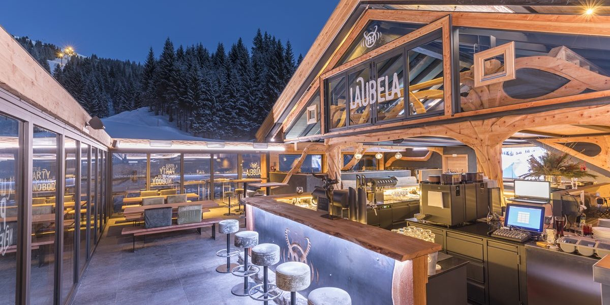 die coolste Bar im Kleinwalsertal-Ifen