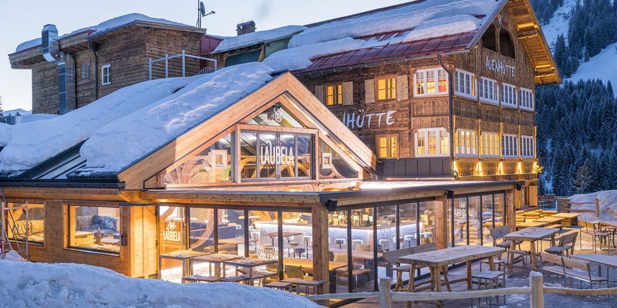 Winterurlaub Kleinwalsertal-Ifen
