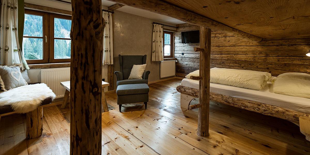 DZ Gottesacker - Auenhütte in Ifen bei Hirschegg