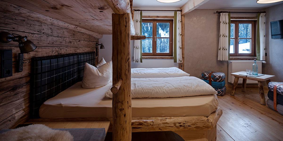 DZ Hahnenköpfle - Auenhütte im Kleinwalsertal - Ifen