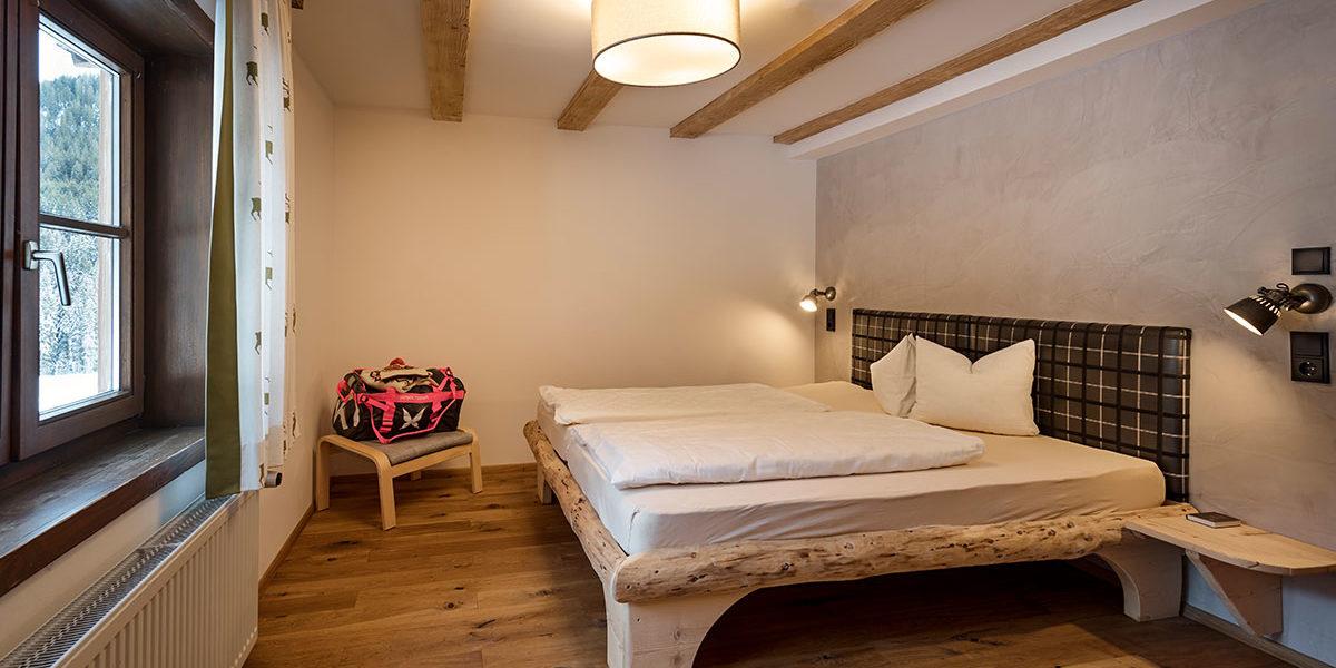 Suite Schlafzimmer Ifen - Kleinwalsertal