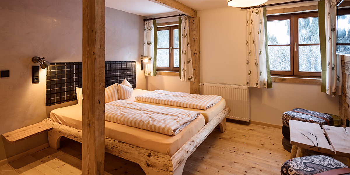 Auenhütte Ifoly - Hirschegg Hotel Ifen
