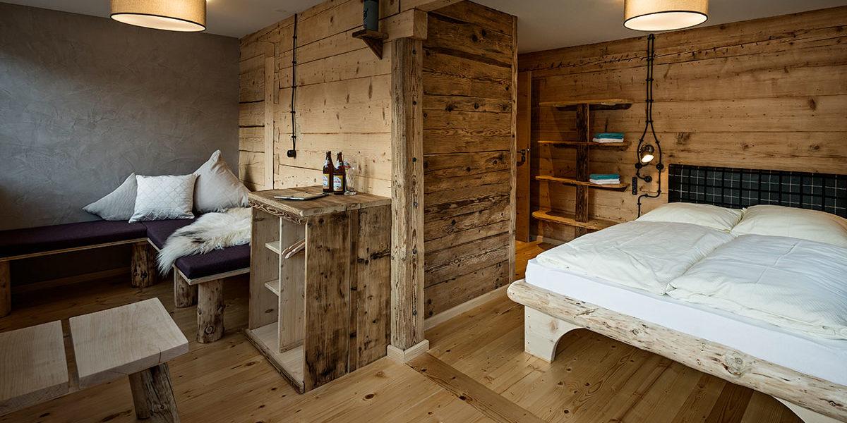 Doppelzimmer Ifoly - Ifen Hotel an der Piste